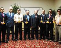 Zaman ve Cihan'a Çukurova'da 6 ödül.13667
