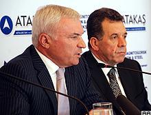 Demir Çelik'e Rus ortaklı yatırım.10580