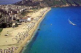 Antalya sıcaktan kavruluyor.12514
