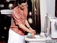 Temizlik maddesi içenlerde kanser riski.12198