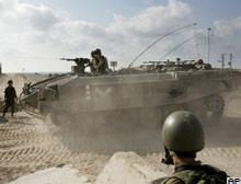 �srail Filistinli �ocu�u tankla ezdi .10869