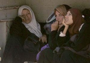 Lübnan'daki mülteci kampında tansiyon iyice yükseldi.9699