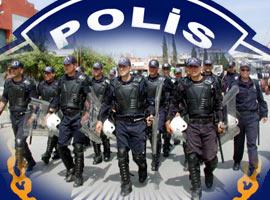 Polise zam hazırlığı.22091