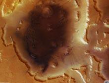 Mars'a seyahat provası yapılacak.10235