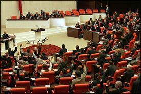 DTP'li vekil, yaralı PKK'lının durumunu Meclise taşıdı.17623