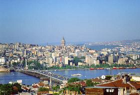 Yahoo'nun hava raporu İstanbul'u Bizans yaptı.13484