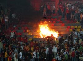 Galatasaray'ın cezası belli oluyor.17766