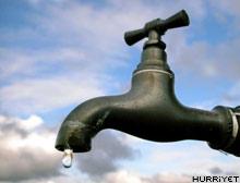 Ankara yine susuz! İşte su kesintisi yapılacak semtler.9056