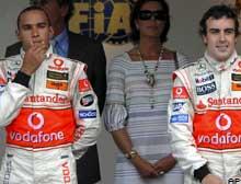 FIA'dan McLaren'e ceza çıkmadı.10644