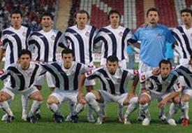 Kasımpaşaspor Süper Lig'de.18965