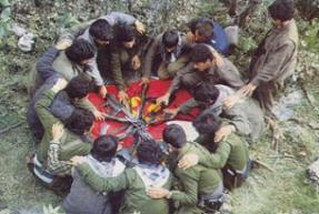 Doğu'da terör örgütü PKK'lı 4 terörist ölü ele geçirildi.15872