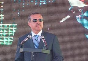 Başbakan Tayyip Erdoğan'ın konvoyunda kaza.15166