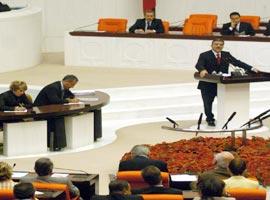 MHP ile AK Parti arasında mecliste oda krizi yaşanıyor.14255