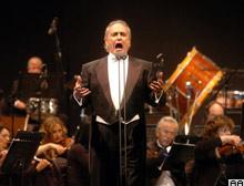 Carreras İstanbul'da konser verdi.13847