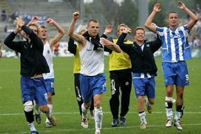 Olaylı maçta Danimarka hükmen mağlup sayıldı.15773