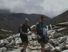 F.Bahçeli dağcılar Everest tırmanışını anlattı.12270