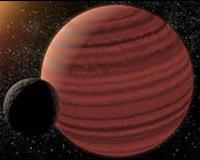 Uzayda ilginç gök cismi.9976