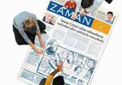 Ertuğrul Özkök, Zaman Gazetesinin binasına hayran kaldı.10195