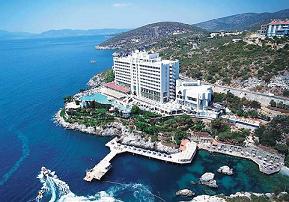 5 yıldızlı otelde rezervasyon krizi.20106
