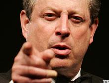 Al Gore'a 'Prens Asturias' ödülü.10021