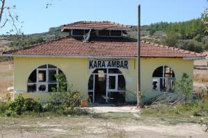 Recep İvedik'in Karaambar Kamyoncular Derneği kapandı.15508