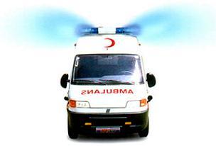 Bandırma'da trafik kazası: 1 ölü, 4 yaralı.7432