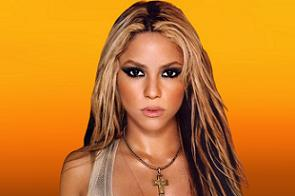 Shakira İstanbul'da konser verecek.9176