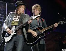 Bon Jovi, 19 yıl sonra fırtına gibi döndü.14095