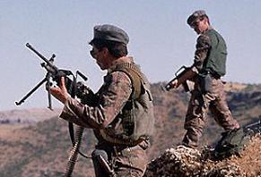 Tunceli'de üç askerimizi şehit eden silahlar ABD'den.15086