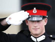 İngiltere Prensi Harry ordudan ayrılmayı düşünüyor.11734