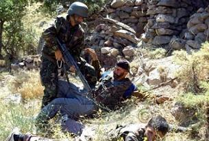 Peşmergelerle PKK karşı karşıya!.22602