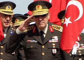 Erdoğan'dan Büyükanıt'a taziye mesajı.13889