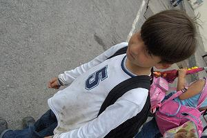20 okulda tarama yapıldı; 2 bin öğrencide bit çıktı.14856