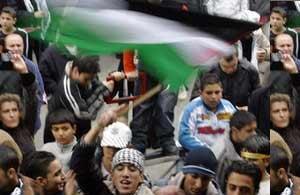 İsrail Hamas'ı havadan vurdu.15098