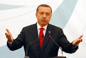 Erdoğan, muhalefete yüklendi.8429