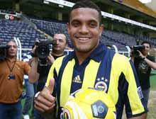 Wederson Fenerbahçe'ye imza attı.8223