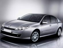 Renault'dan Yeni Laguna.10186