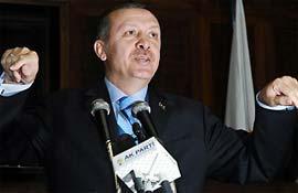 Erdoğan, Ben halkımın hizmetkarıyım, ayrım yapamam.7096