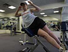 Egzersiz hipertansiyon hastalarına yardımcı.7651