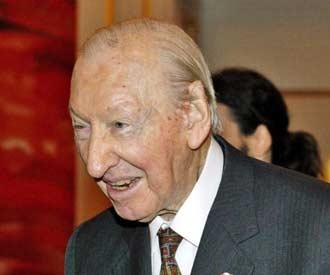 Kurt Waldheim öldü.9780