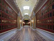 Hermitage Müzesi'ni 'kediler koruyor'.11379