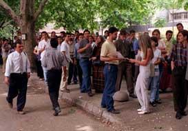 İşsiz sayısı 49 bin kişi azaldı.14264