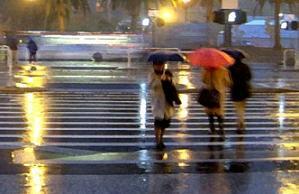 İstanbul'da sağanak yağmur yağıyor.14471