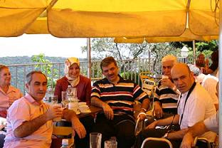 Dışişleri Bakanı Abdullah Gül'ün babası hastaneye kaldırıldı .29901