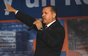 Başbakan Erdoğan: Kıbrıs'ta kalıcı çözümü destekliyoruz.8496