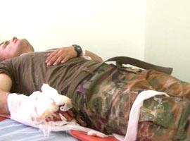PKK'l� ter�ristler �emdinli'de bir askeri yaralad�!.11584
