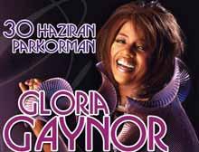 Gloria Gaynor ve Ajda Pekkan Parkorman'da.11965