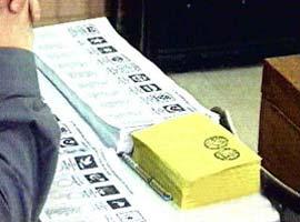 Oy pusulalarının basımı sürüyor .10257