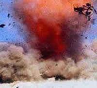 Bağdat'ta yine saldırı.6366