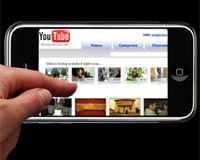 iPhone'da YouTube keyfi.7743